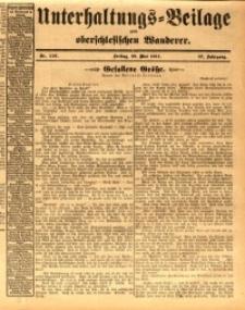 Unterhaltungs-Beilage zum oberschlesischen Wanderer, 1914, Jg. 87, nr116