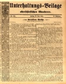 Unterhaltungs-Beilage zum oberschlesischen Wanderer, 1914, Jg. 87, nr132