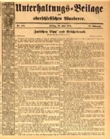 Unterhaltungs-Beilage zum oberschlesischen Wanderer, 1914, Jg. 87, nr144