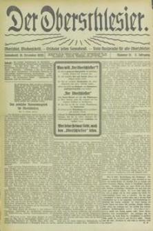 Der Oberschlesier, 1920, Jg. 2, Nr. 51