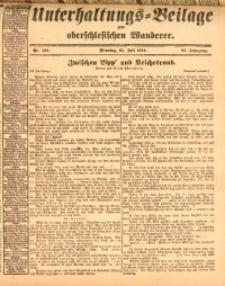Unterhaltungs-Beilage zum oberschlesischen Wanderer, 1914, Jg. 87, nr164