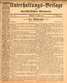 Unterhaltungs-Beilage zum oberschlesischen Wanderer, 1914, Jg. 87, nr177