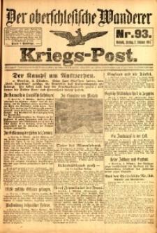 Kriegs-Post, 1914, Jg. 1, nr93