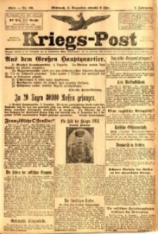 Kriegs-Post, 1914, Jg. 1, nr23