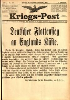 Kriegs-Post, 1914, Jg. 1, nr48