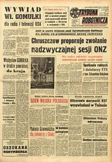 Trybuna Robotnicza, 1960, nr243