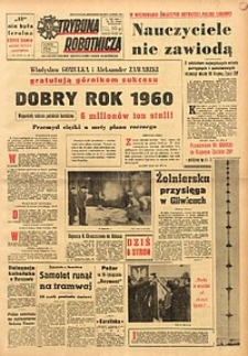 Trybuna Robotnicza, 1960, nr301