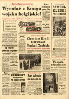 Trybuna Robotnicza, 1960, nr167