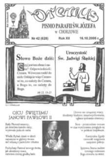 Oremus, 2005, R.12, nr42 (628)