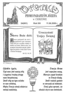 Oremus, 2006, R.13, nr24 (661)