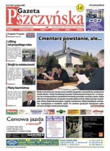 Gazeta Pszczyńska, 2007, nr23