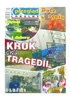 Przegląd Lokalny Knurów, 2006, nr31 (700)