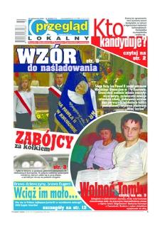 Przegląd Lokalny Knurów, 2006, nr42 (711)
