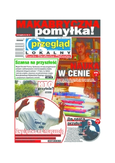 Przegląd Lokalny Knurów, 2008, nr33 (806)