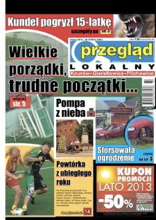 Przegląd Lokalny Knurów, 2013, nr27 (1061)