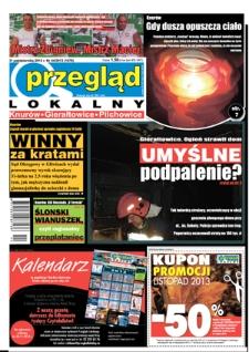 Przegląd Lokalny Knurów, 2013, nr44 (1078)