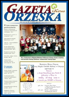 Gazeta Orzeska, 2011, nr5 (185)