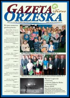 Gazeta Orzeska, 2013, nr5 (209)