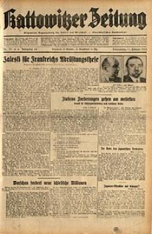 Kattowitzer Zeitung, 1932, Jg. 64, Nr.33