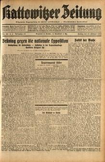 Kattowitzer Zeitung, 1932, Jg. 64, Nr.46