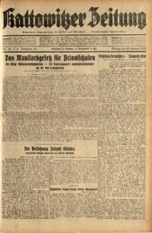 Kattowitzer Zeitung, 1932, Jg. 64, Nr.48