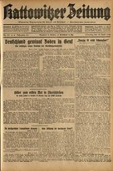 Kattowitzer Zeitung, 1932, Jg. 64, Nr.90