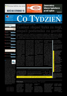Co Tydzień Jaworzno, 2012, nr27 (1084)