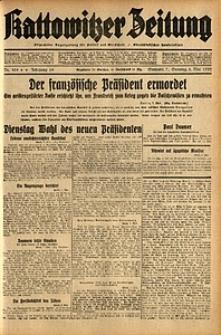 Kattowitzer Zeitung, 1932, Jg. 64, Nr.104