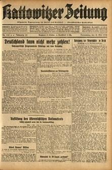 Kattowitzer Zeitung, 1932, Jg. 64, Nr.108