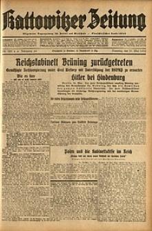 Kattowitzer Zeitung, 1932, Jg. 64, Nr.122