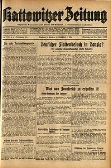 Kattowitzer Zeitung, 1932, Jg. 64, Nr.139