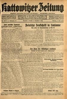 Kattowitzer Zeitung, 1932, Jg. 64, Nr.150