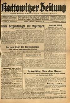 Kattowitzer Zeitung, 1932, Jg. 64, Nr.153