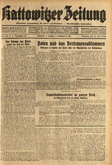 Kattowitzer Zeitung, 1932, Jg. 64, Nr.163