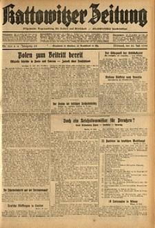 Kattowitzer Zeitung, 1932, Jg. 64, Nr.164