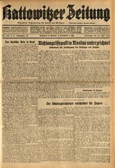 Kattowitzer Zeitung, 1932, Jg. 64, Nr.169