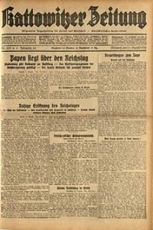 Kattowitzer Zeitung, 1932, Jg. 64, Nr.199