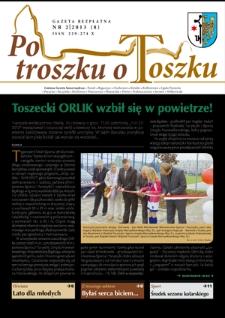 Po Troszku o Toszku, 2013, nr2 (8)