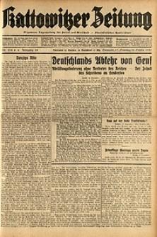 Kattowitzer Zeitung, 1932, Jg. 64, Nr.214
