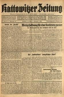 Kattowitzer Zeitung, 1932, Jg. 64, Nr.230