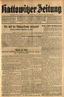 Kattowitzer Zeitung, 1932, Jg. 64, Nr.272