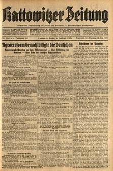 Kattowitzer Zeitung, 1932, Jg. 64, Nr.284