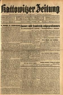 Kattowitzer Zeitung, 1932, Jg. 64, Nr.290