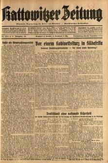 Kattowitzer Zeitung, 1932, Jg. 64, Nr.294