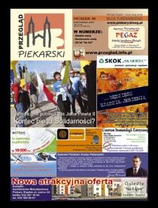 Przegląd Piekarski, 2007, nr12 (38)