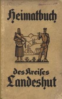 Heimatbuch des Kreises Landeshut i. Schl. 2. Bd.