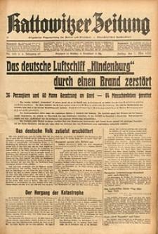 Kattowitzer Zeitung, 1937, Jg. 69, nr103