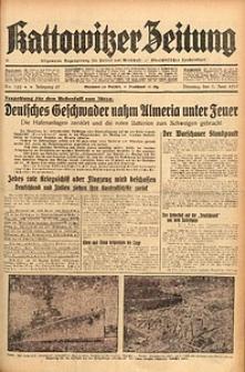 Kattowitzer Zeitung, 1937, Jg. 69, nr122