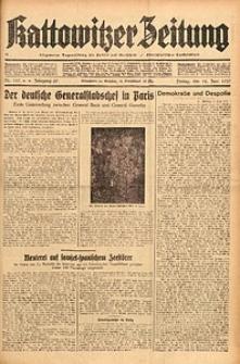Kattowitzer Zeitung, 1937, Jg. 69, nr137