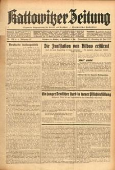 Kattowitzer Zeitung, 1937, Jg. 69, nr138